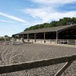 Flanders farm outdoor ring